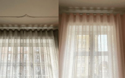 Skab et roligt og behageligt hjem med lyddæmpende gardiner